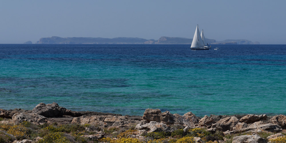 Colonia San Jordi property market is surrounded by beautiful nature of Mallorca.