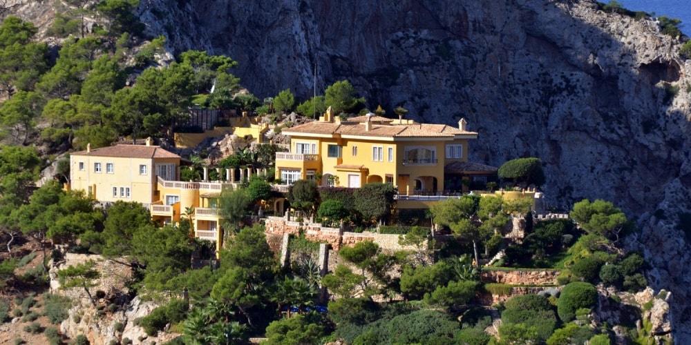 Villa Maschmeyer Sa Mola Port Andratx Mallorca