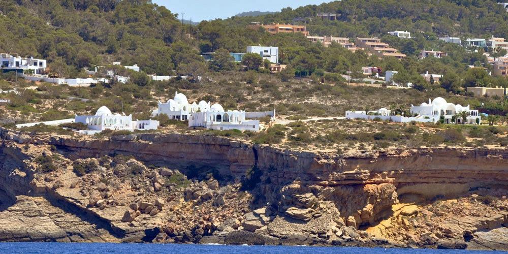 coastal villas ibiza