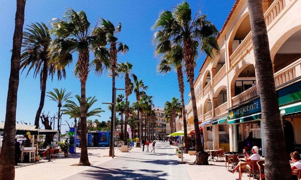Colonia San Jordi property market streets.