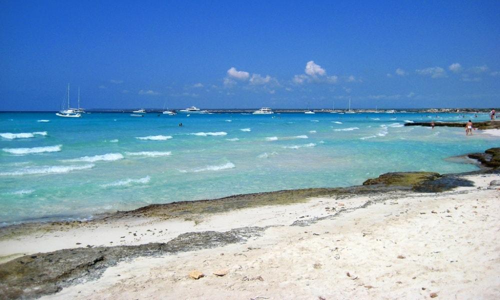 platja es trenc beach ses salines mallorca