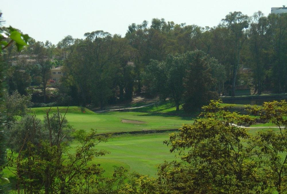 Guadalmina properties divided by Real Club de Golf Guadalmina