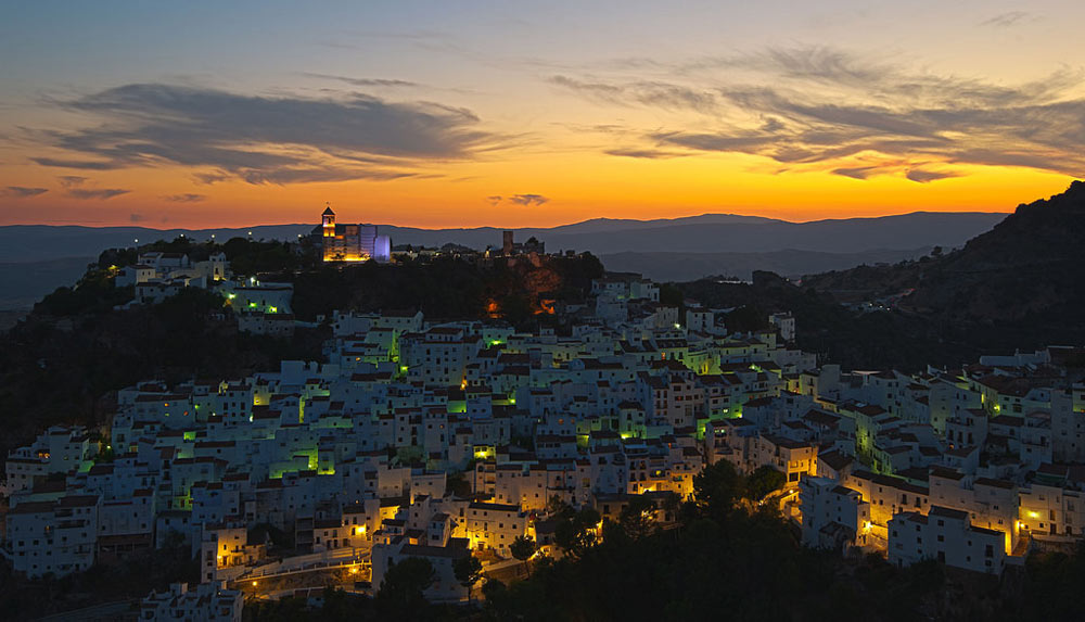 Casares village is a unique part of Estepona West property selection.