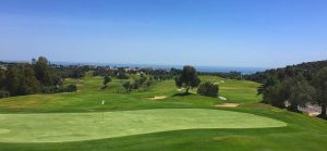 Marbella Club Golf Resort property