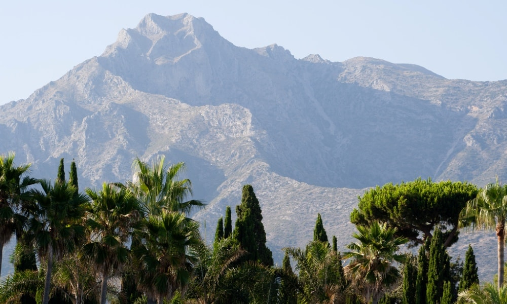 la concha mountain view marbella casafari