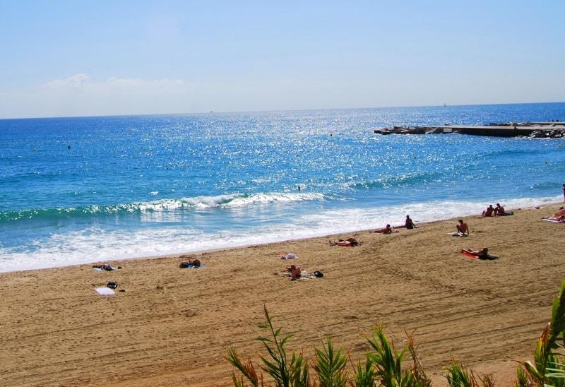 beach near a gotic property area barcelona spain casafari min