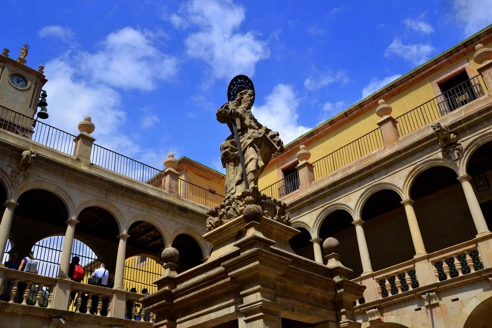 Ciutat Vella property buyers appreciate the area full of history.