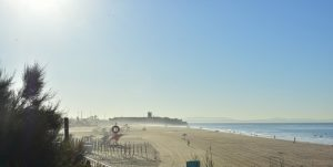 Carcavelos beach in the carcavelos property guide by casafari portugal