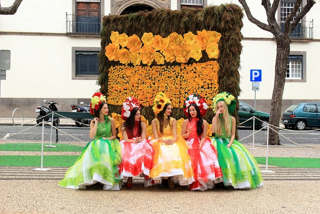 madeira flower festival property real estate lisbon portugal mercado de imoveis