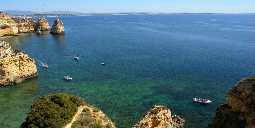 wunderschöner ocean in algarve by casafari Immobilien Leitfaden portugal
