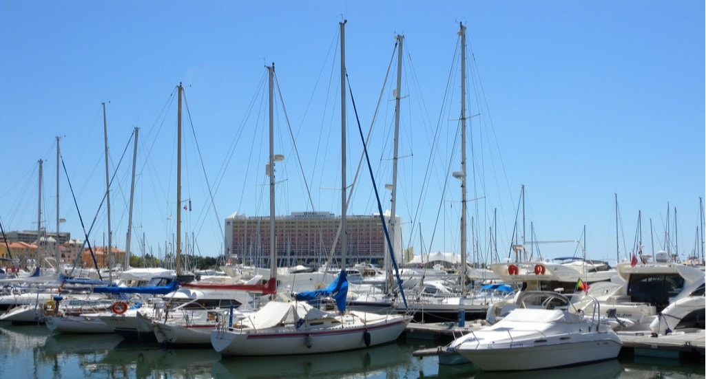 marina in algarve by casafari property guide portugal