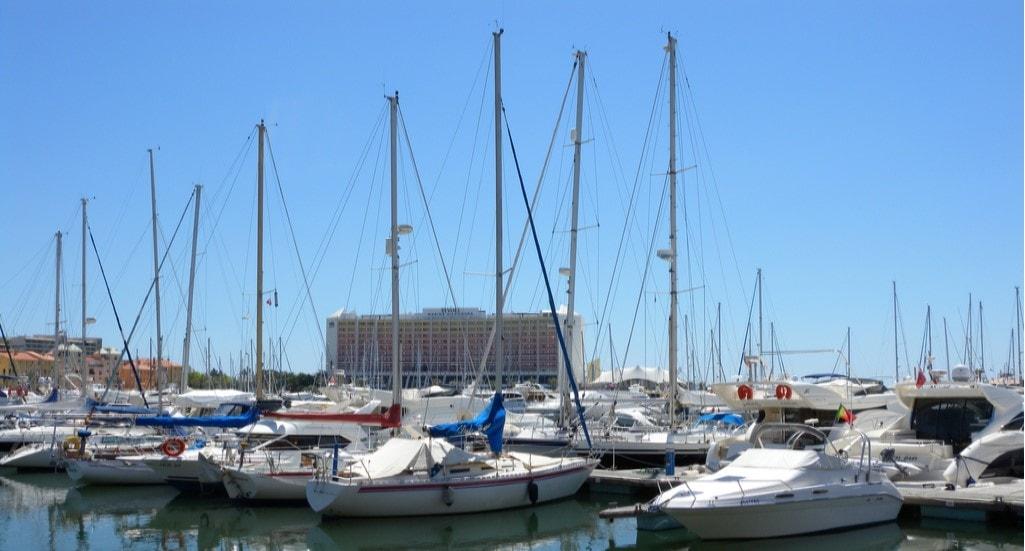 Yachthafen in algarve by casafari Immobilien Leitfaden portugal