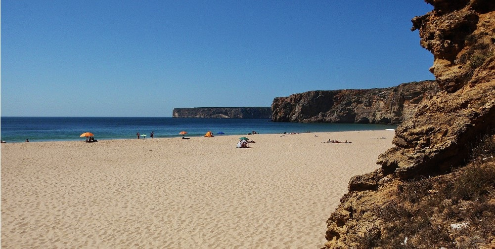 a beach in the municipality of faro property guide by casafari algarve portugal