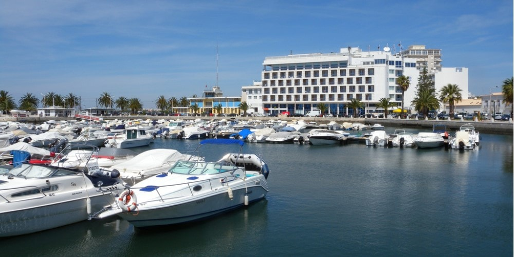 marina in faro property guide by casafari portugal algarve