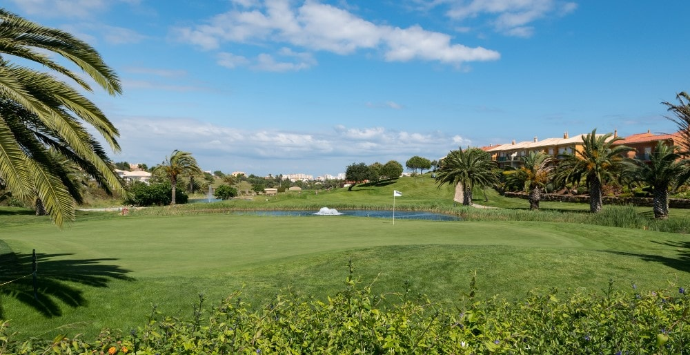 golf course in faro property guide by casafari portugal algarve