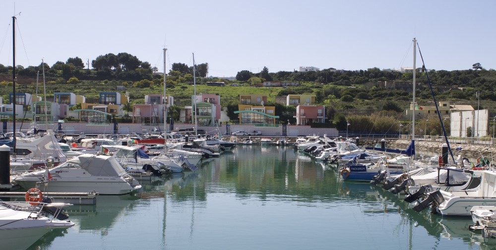 marina in albufeira property guide by casafari algarve portugal