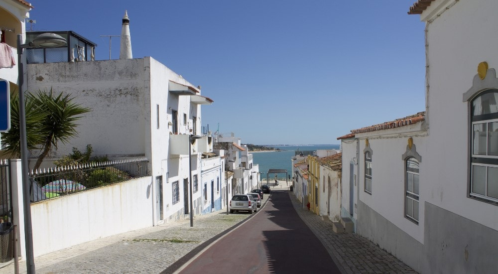 streets of albufeira property guide by casafari algarve portugal
