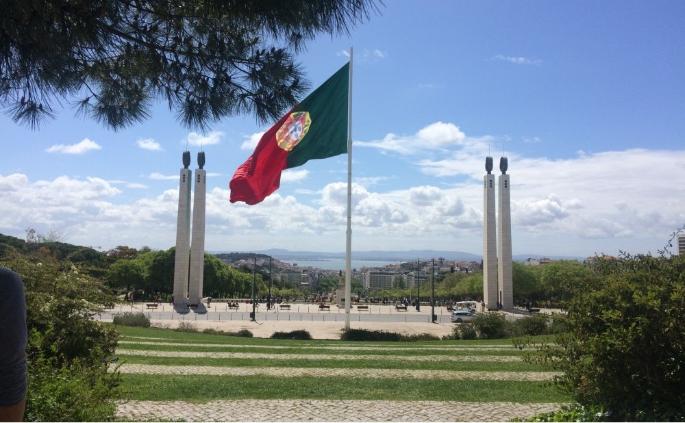 avenidas novas property guide picture of the portuguese flag by casafari lisbon portugal