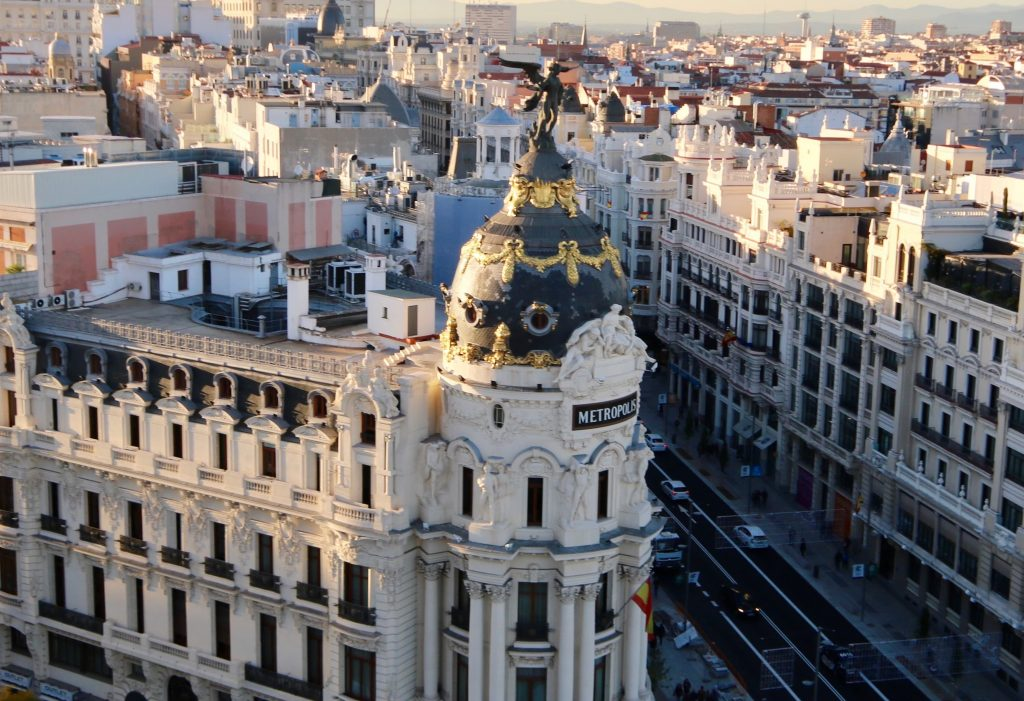 Madrid Centro property Spain real estate market casafari metasearch